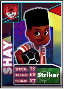 Shay Striker - All Cultures United