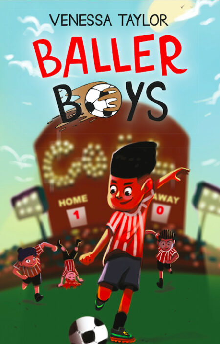 All Cultures United Baller Boys Front Cover